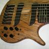 "Don Dunbar's 7 String ""1 of 1""  Beast Custom Body, Spacing, Scale, and Inlays."